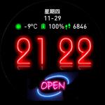 Neon_Rz2 – Amazfit Verge Watch faces