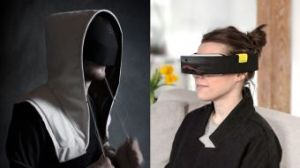 VR concepts show private and social designs