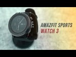 The Ultimate Sports Watch? – Amazfit Stratos 3 Review