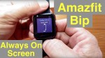 "XIAOMI HUAMI AMAZFIT BIP Fitness Smartwatch ""Always On"" Screen: Unboxing and 1st Look"