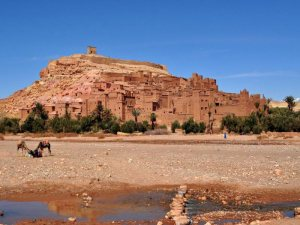 Excursión a Ouarzazate y Ait Ben Haddou