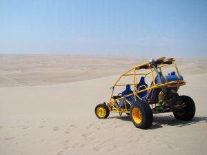 Excursión en Buggy por el desierto
