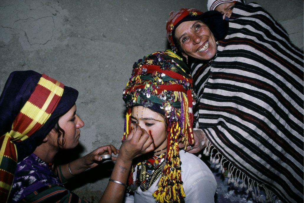 Costumbres y Ritos Bereberes Cultura Amazigh