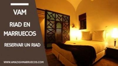 Riad en Marrakech Viajes Amazigh Marruecos2