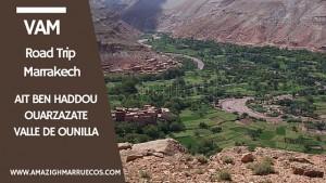 Ait Ben Haddou, Ouarzazate y Valle de Ounilla 2