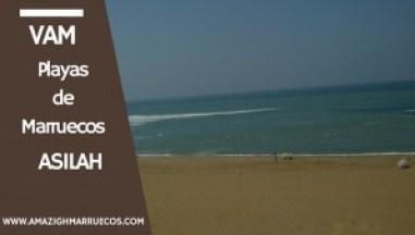 Playas de Marruecos - Asilah 2