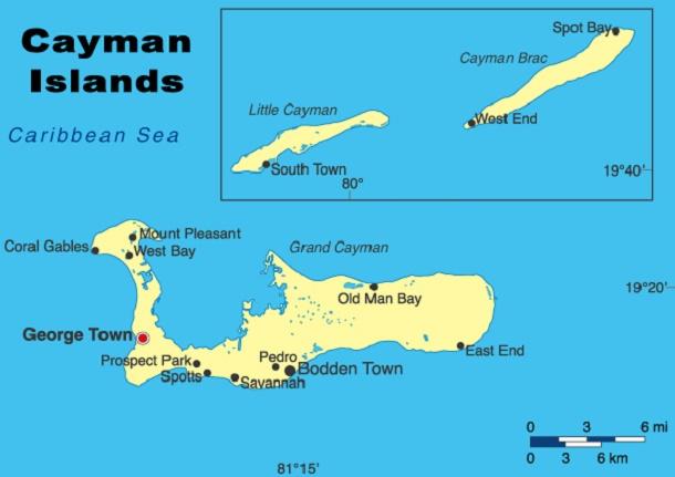 Kepulauan Cayman