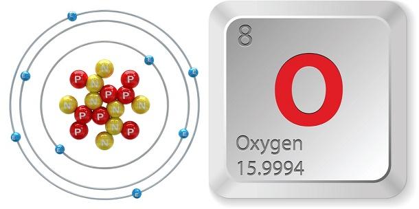 Oksigen (O)