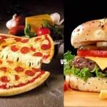 Ketahui 5 Fakta Menarik tentang Pizza & Hamburger