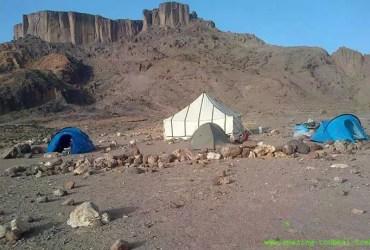 6-day Djebel saghro trek