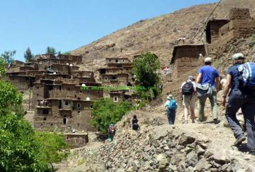 4-day berber village life experience