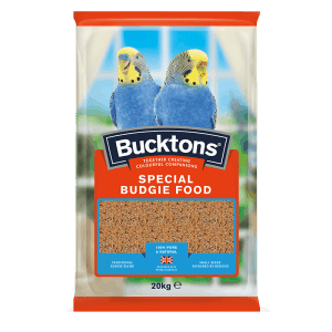 Bucktons Special Budgie 20