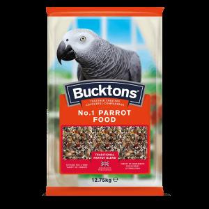 Bucktons No1 Parrot Food