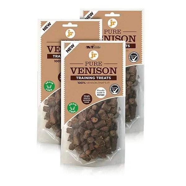 Pure Venison Training Treats