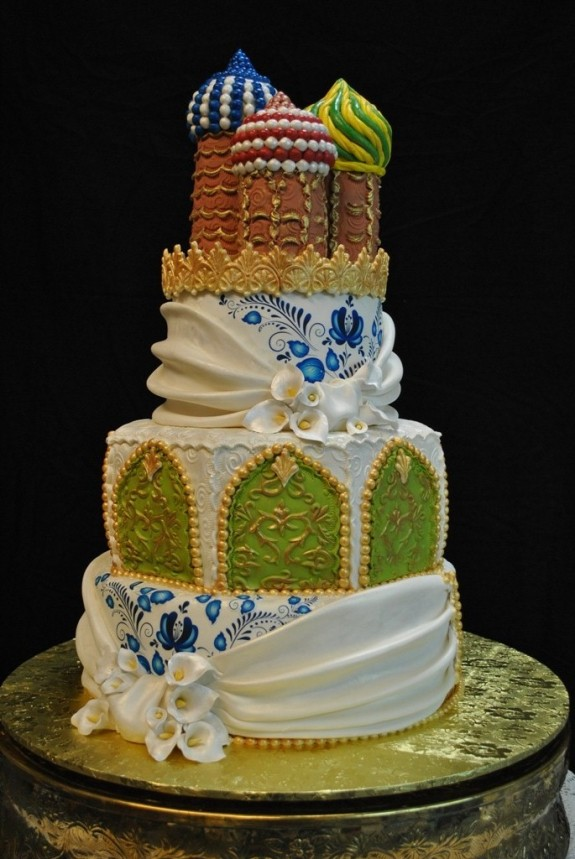 20 Amazing And Gorgeous Cakes Page 3 Of 20