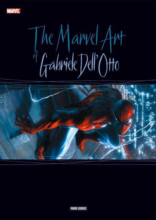 The Marvel Art Of Gabriele DellOtto