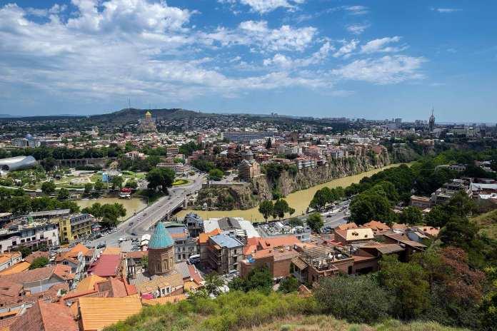 นครทบิลิซี (Tbilisi)