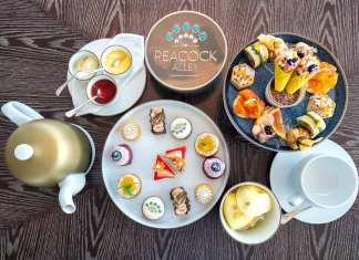 Afternoon Tea at Waldorf Astoria Bangkok