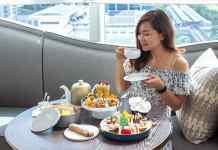 Festive Afternoon Tea 2020 โรงแรม Waldorf Astoria Bangkok