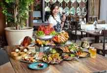 Sunday Brunch โรงแรม The Berkeley Hotel Pratunam