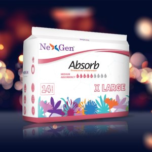 Nexgen Absorb Pullips -X Large