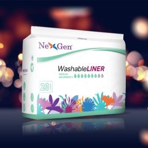 WashableLINER -M