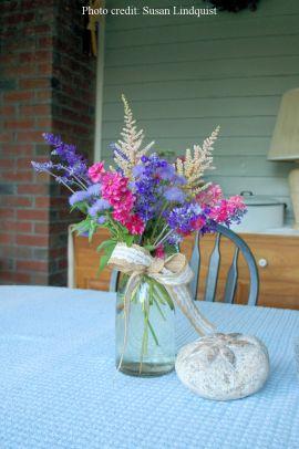 Bouquet by Susan Lindquist