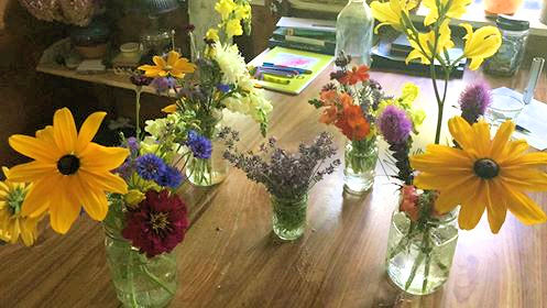 Bouquets by Julie Bluebell