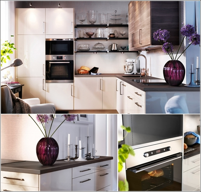 IKEA Solutions For Small Kitchens
