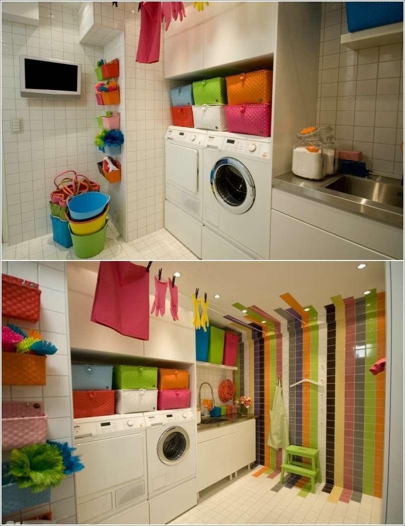 Small Laundry Room Organization Diy