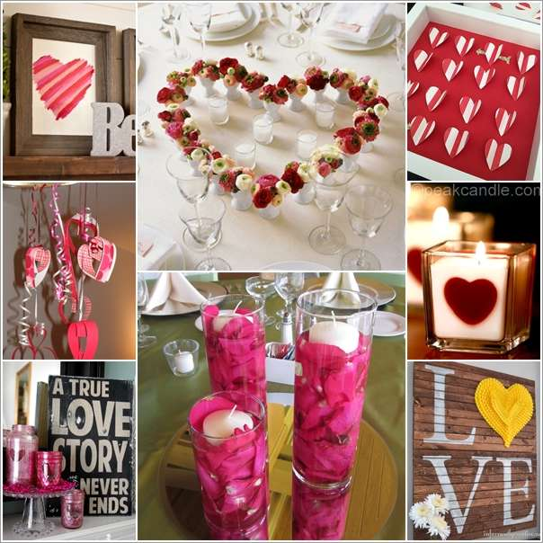 Valentine Day Decor Ideas With Living Room 8