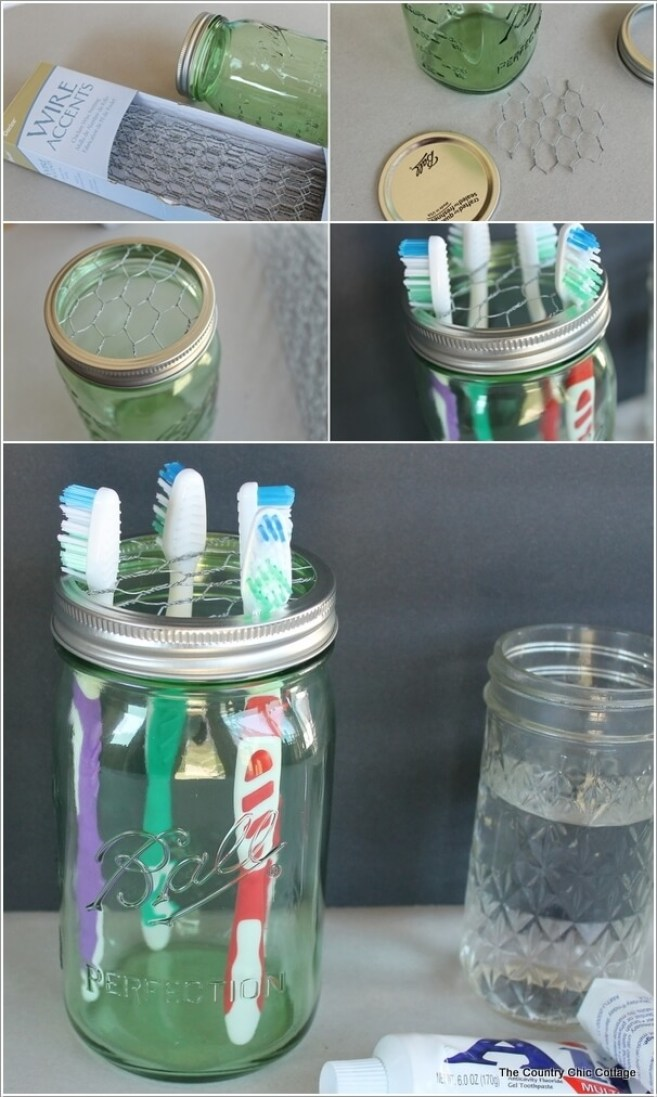 Cool Things To Do With Mason Jars 3