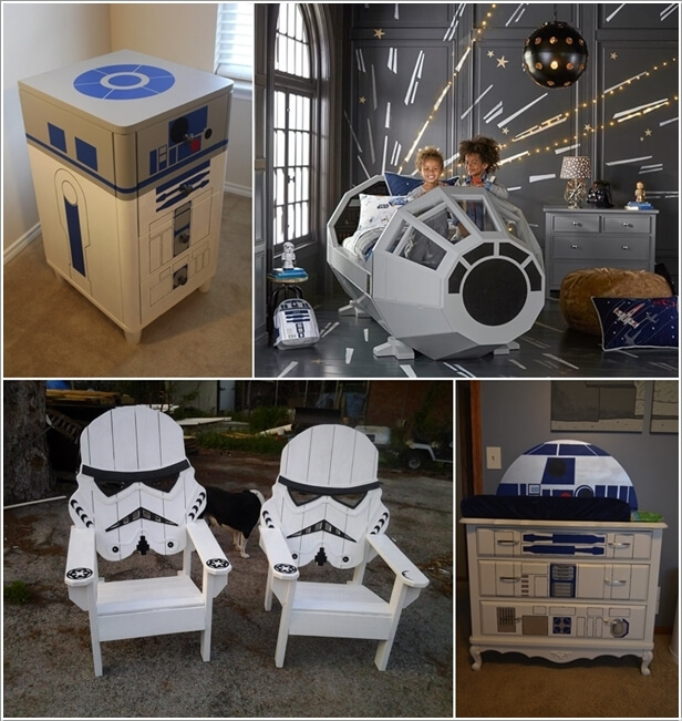 10 Cool Star Wars Inspired Home Decor Ideas 10 Cool Star Wars Inspired Home Decor Ideas 2