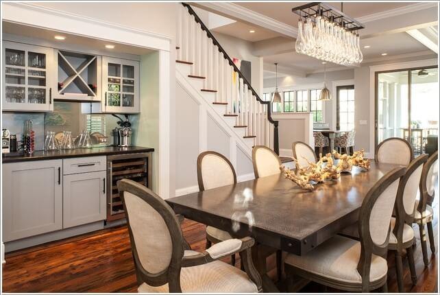 White Kitchen Table Seats 10