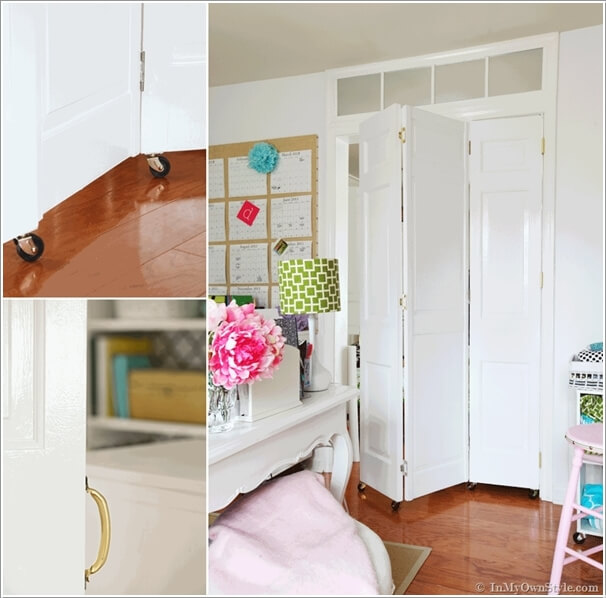 10 Cool DIY Room Divider Designs for Your Home 3