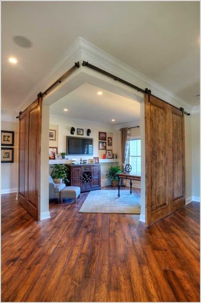 Doors Tall Interior
