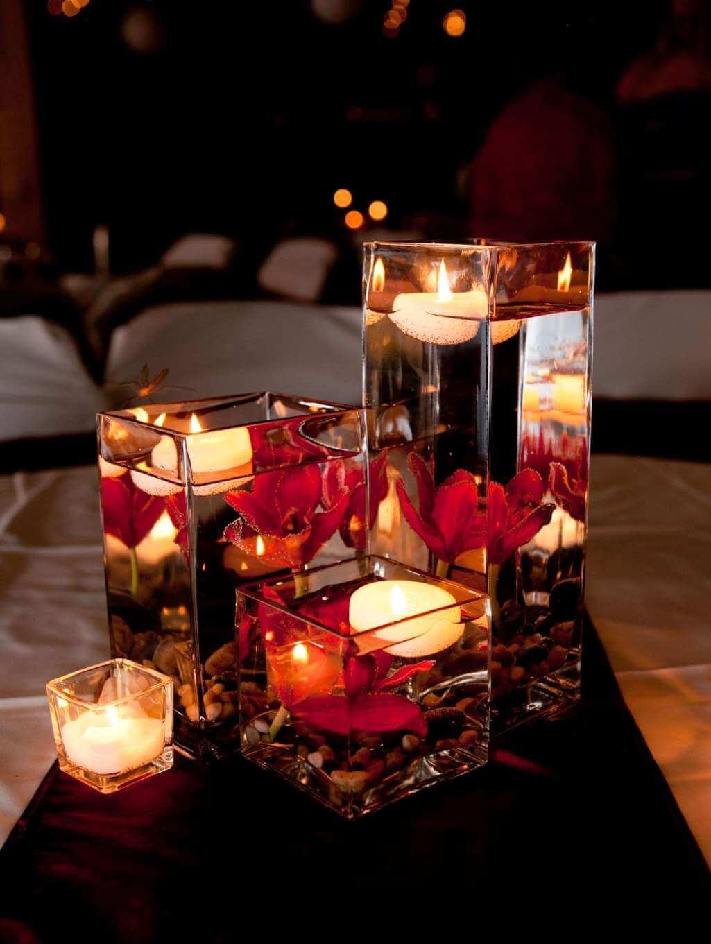 10 Wedding Centerpiece Ideas With Flowers
