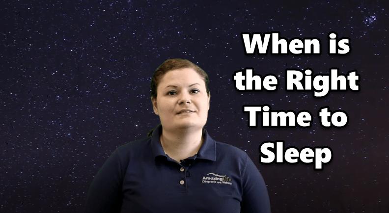 Sleep Windows for Optimal Health and Wellness