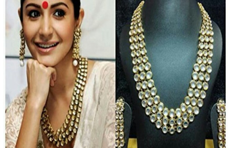 e9da734f5b Kundan Jewellery Sets At Affordable Price   Be Beautiful And Healthy!