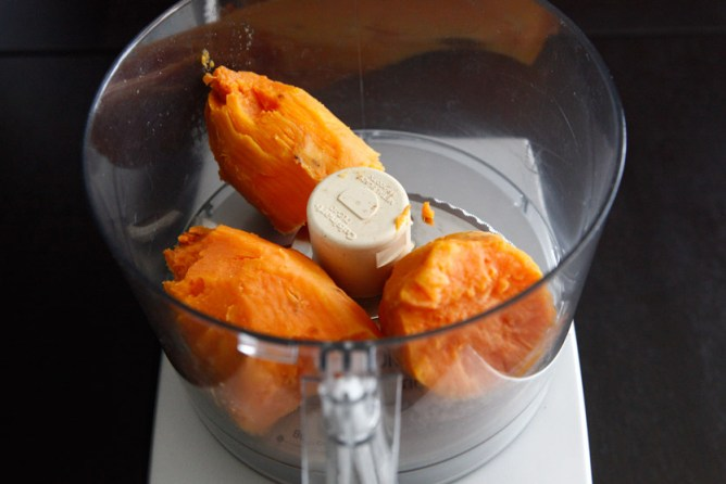 Maple Sweet Potato Ice Cream