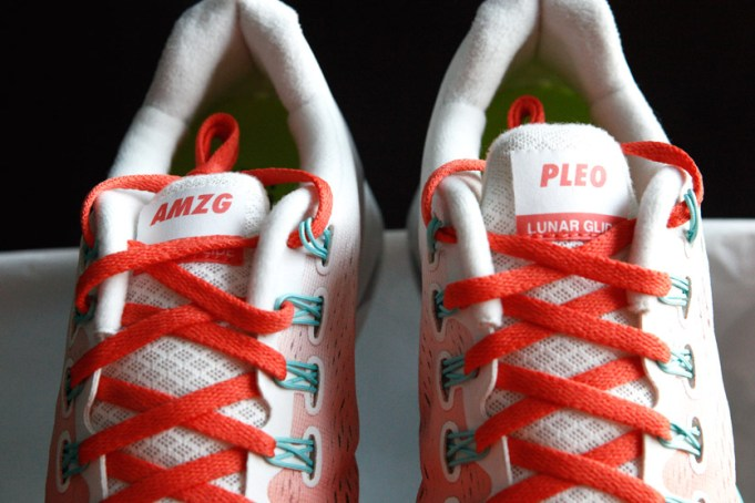 Amazing Paleo's NikeID Running Shoes
