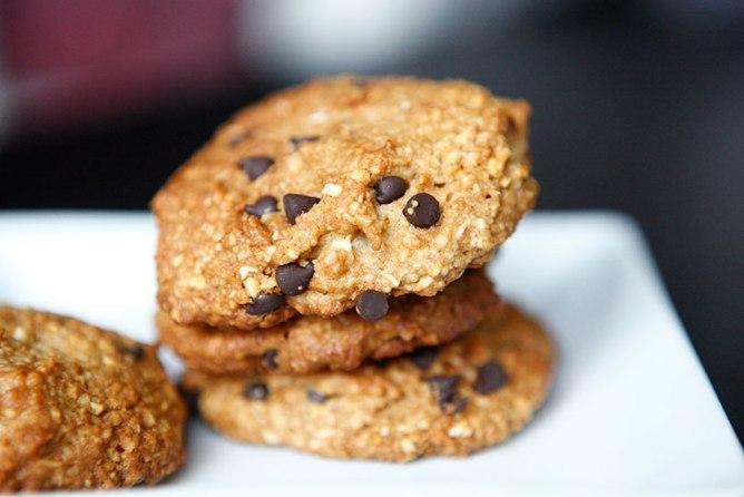 Chocolate Chip and Macadamia Nut Cookies