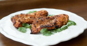 Arabian Inspired Grilled Chicken