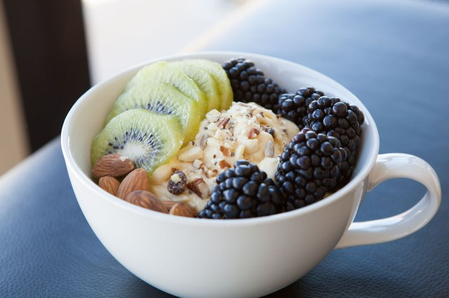 Tropical Sunrise Healthy Bowl