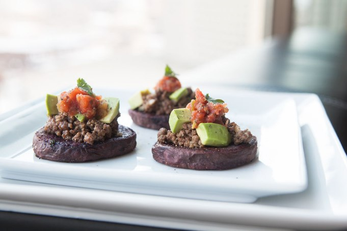 Mexican Sweet Potato Rounds