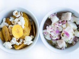 Paleo Diet Halibut Ceviche Recipe