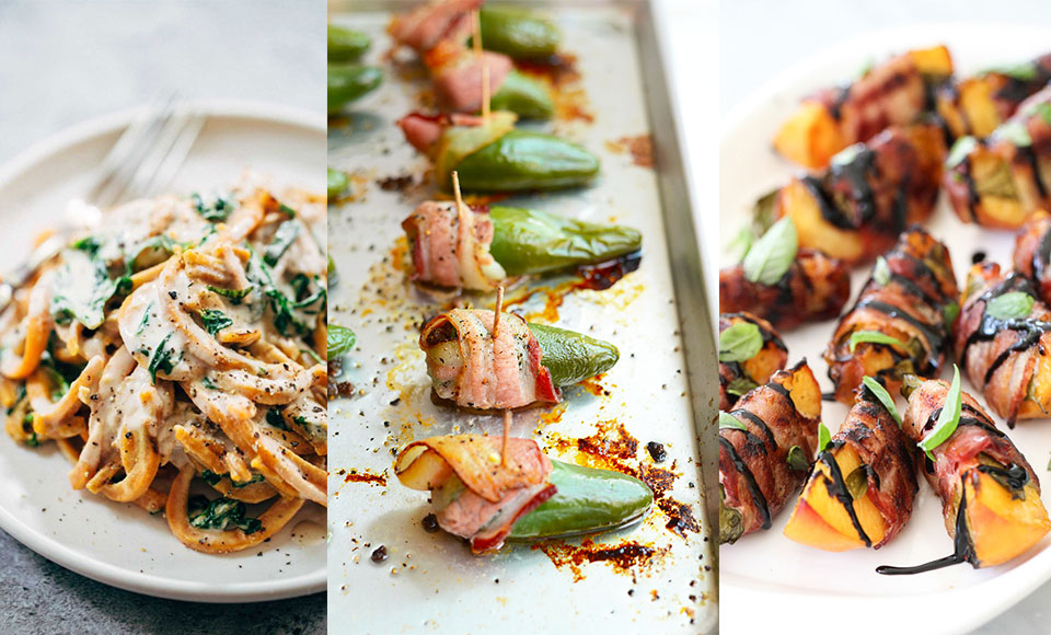 bacon lovers recipes
