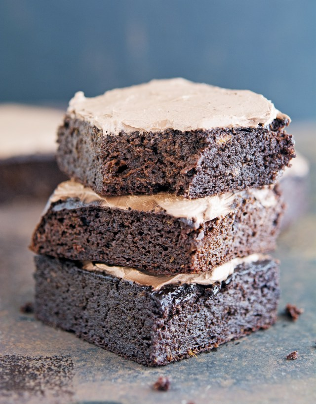 (PALEO) SWEET POTATO BROWNIES
