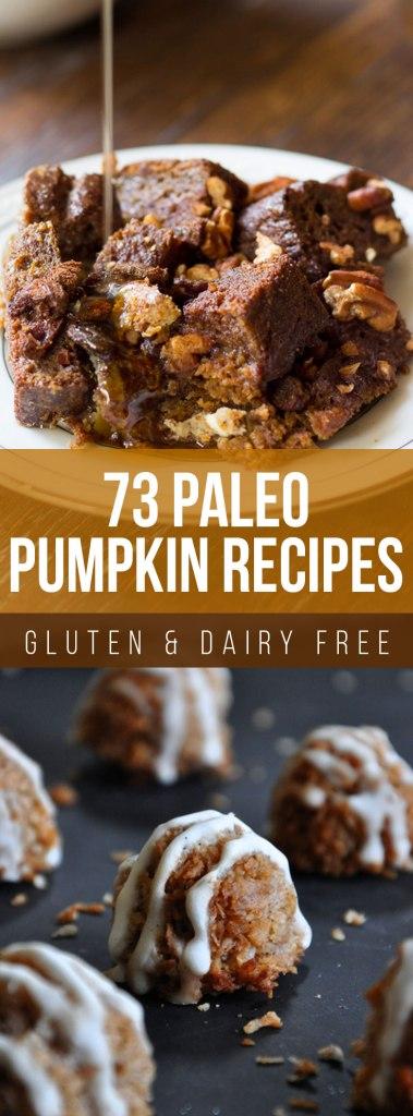 73 Paleo Pumpkin Recipes