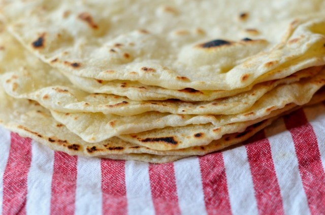 POWER SNACK: PALEO TORTILLA RECIPE